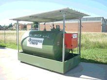 Tank truck fuel diesel tank 220
