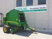Used Baler john deer