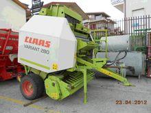 Baler Claas variant 280