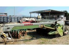 Claas trailer mower conditioner