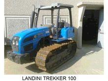 2009 Landini TREKKER 100