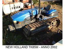 Used 2002 holland TK