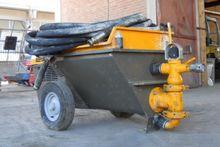 2009 Turbosol Miniavant Mortar