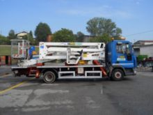 2006 Truck-Mounted Boom Lifts :