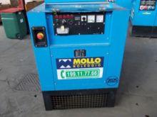 2007 GenSet MG50 SP Generator
