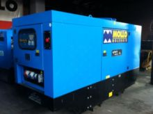 2008 Gen Set MG 70 SP Generator