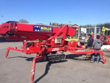 Used Boom Lifts / Ae
