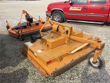 Used WOODS RD8400 in