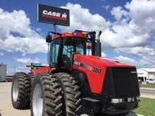 2010 Case IH STX380 Tractor