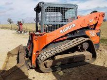 Kubota SVL90 Skid Steer-Track