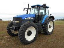 New Holland TM190 Tractor