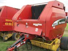 2007 New Holland BR780A Baler-R