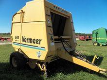 Used Vermeer 605K Ba
