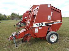 Used Hesston 530 Bal