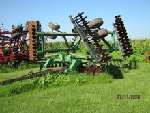 John Deere 630 Disk Harrow