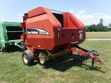 2003 New Holland BR780 Baler-Ro