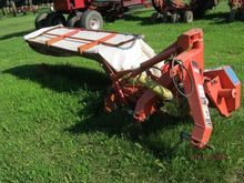 Kuhn GMD700GII HD Disc Mower