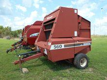 Used Hesston 560 Bal