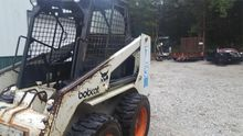 2003 Bobcat 753 Skid Steer