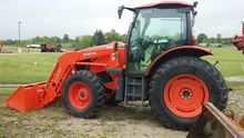 2014 Kubota M110GX Tractor