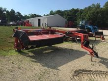 2010 New Holland H7330 Mower Co