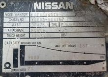Used 1990 Nissan PD9