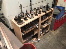 Used CAT 40 Tool hol