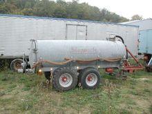 Liquid manure spreader Siegperl