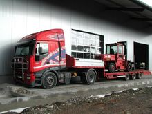 Tractor unit Iveco Strahlis 430