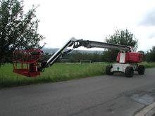 2008 Haulotte H 28 TJ +
