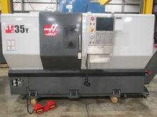 2014 HAAS ST-35Y MULTI-AXIS CNC