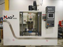 Used 2007 FADAL VMC2