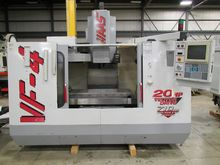 1998 HAAS VF-4 VMC GEARED HEAD