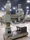 WMW BR40X1250 RADIAL DRILL HB-1