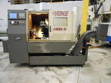 1999 HARDINGE COBRA 51 CNC LATH