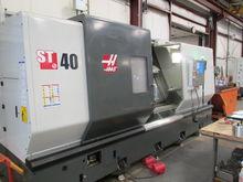 2013 HAAS ST-40 2-AXIS CNC LATH
