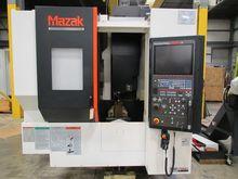 2013 MAZAK 400A-5X 5-AXIS VMC T