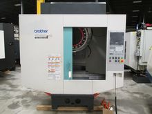 2011 BROTHER TC-S2DN-0 CNC DRIL