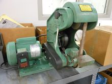 BURR KING 562 BELT SANDER CK-19