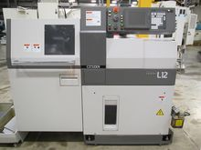 2014 CITIZEN L12 VII SWISS CNC