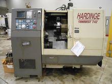 1996 HARDINGE CONQUEST T42 CNC