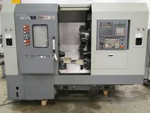 2013 HYUNDAI WIA L-2100SY CNC L