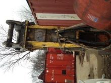 Hydraulic Hammer : STANLEY MBX6