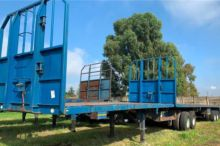 Used Sa Truck Bodies Flatdeck For Sale Top Quality Machinery Listings Machinio