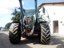 2014 Fendt 516 POWER Farm Tract