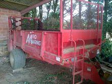 1996 Heywang ABH41 Manure sprea