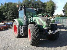 2013 Fendt 714 SCR Farm Tractor