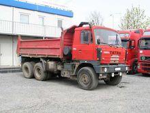 1989 Tatra 815 S3 6 6 Forklift