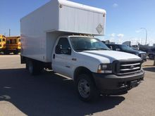 2003 Ford F600