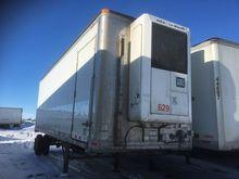 2007 Great Dane Reefer Van